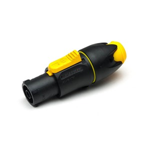 Neutrik NAC3MX-W PowerCON Male TRUE1 Series