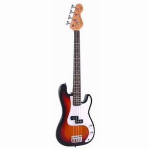 Encore Blaster Bass 7/8 Sunburst