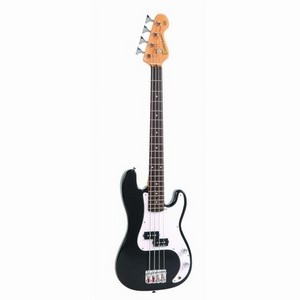 Encore Blaster Bass 7/8 Black