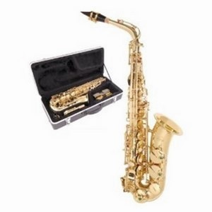 Odyssey Alto Saxophone Outfit With Case