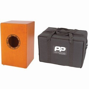 PP142 Cajon with Case