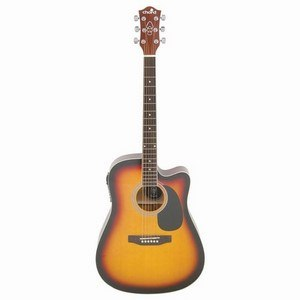 Chord CW26CE Sunburst Electro-Acoustic