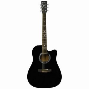 Chord CW26CE Black Electro-Acoustic