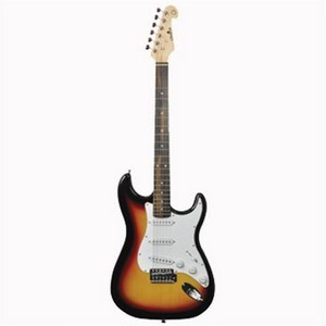 Chord CAL63 Sunburst Electric