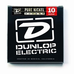 Dunlop Medium Electric Guitar Strings Set