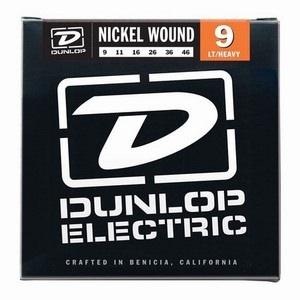 Dunlop Electric Light/Heavy Strings x6