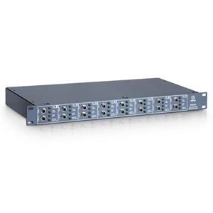 """Palmer PAN16 8-Channel 19"""" Passive DI Box"""