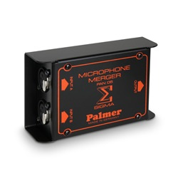 Palmer PAN 05 Microphone Merger