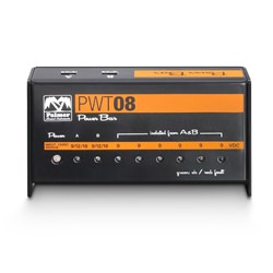 Palmer PWT08 9V Pedalboard