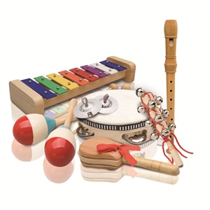 Ashton Educational Percussion Set 3