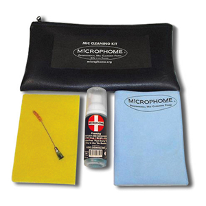 Vocal Care Microphome Sanitizing Kit