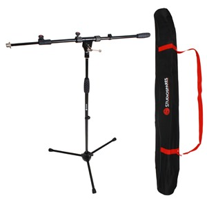 Studiospares Pro Mic Stand/Boom and B508 Large Bag