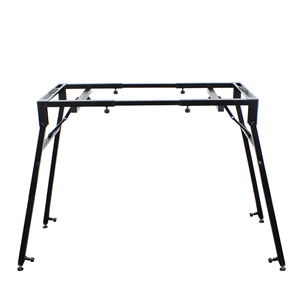 Trojan Pro Expandable & Folding Keyboard Stand & DJ Bench Frame