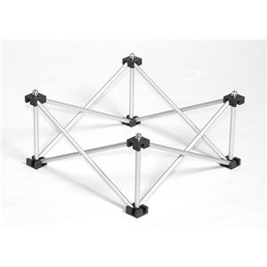 Intellistage Triangular Riser 1m x 20cm