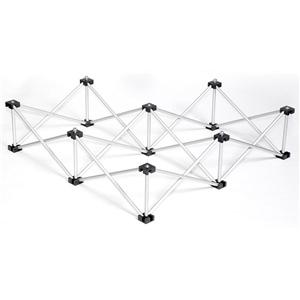 Intellistage Quarter Circle Riser 1m x 20cm