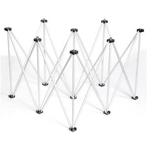 Intellistage Quarter Circle Riser 1m x 40cm