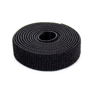 Easy Cut Hook & Loop 15mm x 1.2m Roll