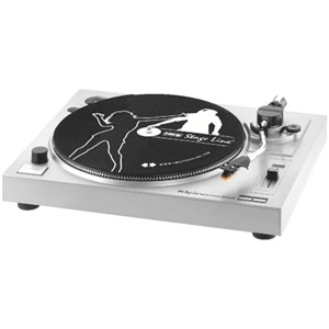 Stageline Turntable DJP104USB