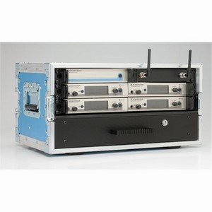 Sennheiser eRack 1x (EW335 835 Handheld) 3x (EW312 ME2 Lavalier) CH38