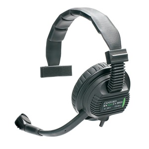 Tecpro SMH210 Single Muff Headset
