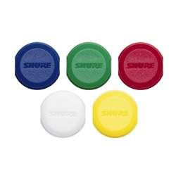 Shure WA621 Colour ID Antenna Caps