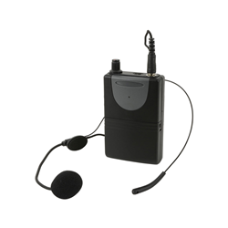 QTX Spare Headset Mic for QRPA 174.1MHz