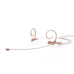 DPA d:fine Core 4266 Omni Headset Mic Beige 110mm boom