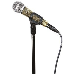 MicFX Wired Mic Gold Sleeve