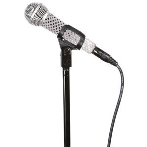 MicFX Wired Mic White Sleeve