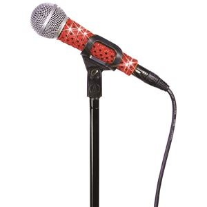 MicFX Wired Mic Red Sleeve