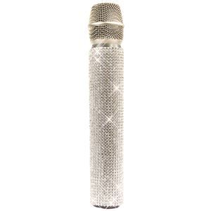 MicFX Crystal White Diamond Sleeve