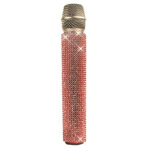 MicFX Crystal Ruby Red Sleeve