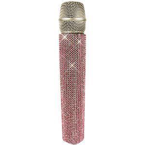 MicFX Crystal Pink Sleeve