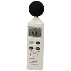 Monacor SM-2 Decibel SPL Sound Level Meter
