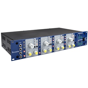 Focusrite ISA 428 MkII 4-Channel Mic Preamp