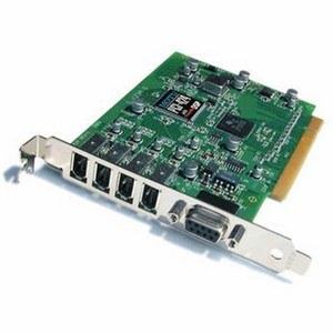 MOTU PCIX 424 Card