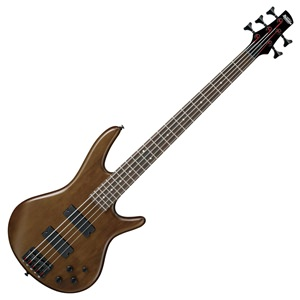 Ibanez GSR205B Bass Guitar 5 String Walnut