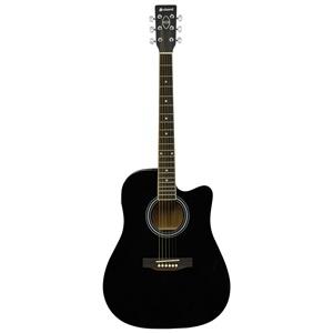 Electro Western Guitar - CW26CE - black