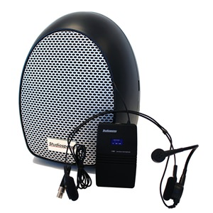 B-STOCK Studiospares EGG100 Portable PA Headset Wireless