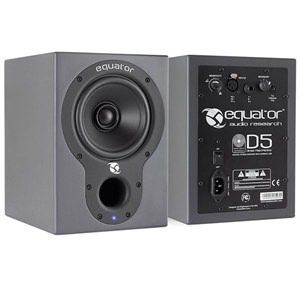Equator D5 Active Studio Monitors B-STOCK