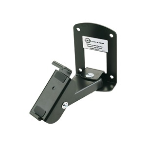 K&M 24465 Control 1 Bracket X1 White B-STOCK