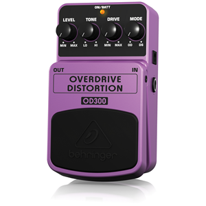Behringer OD300 Overdrive Guitar Stomp Box