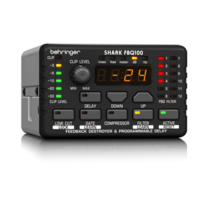 Behringer Shark FBQ100 Feedback / Delay Processor