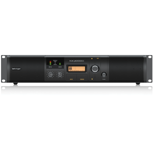Behringer NX3000D Power Amplifiers
