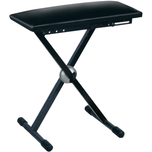 Soundlab Adjustable Keyboard Stool