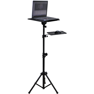 Soundlab Adjustable Tripod Laptop Stand