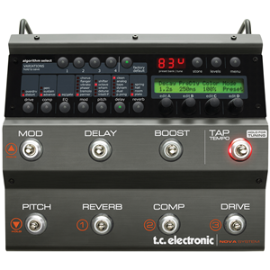 tc electronic Nova System Effects Pedal