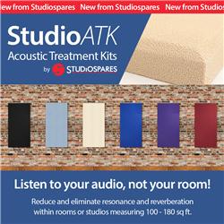 StudioATK Acoustic Treatment kits