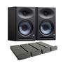 PreSonus Eris E8 XT Studio Monitors with Isolation Pads