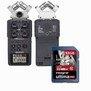 Zoom H6 + 32GB SDHC Card